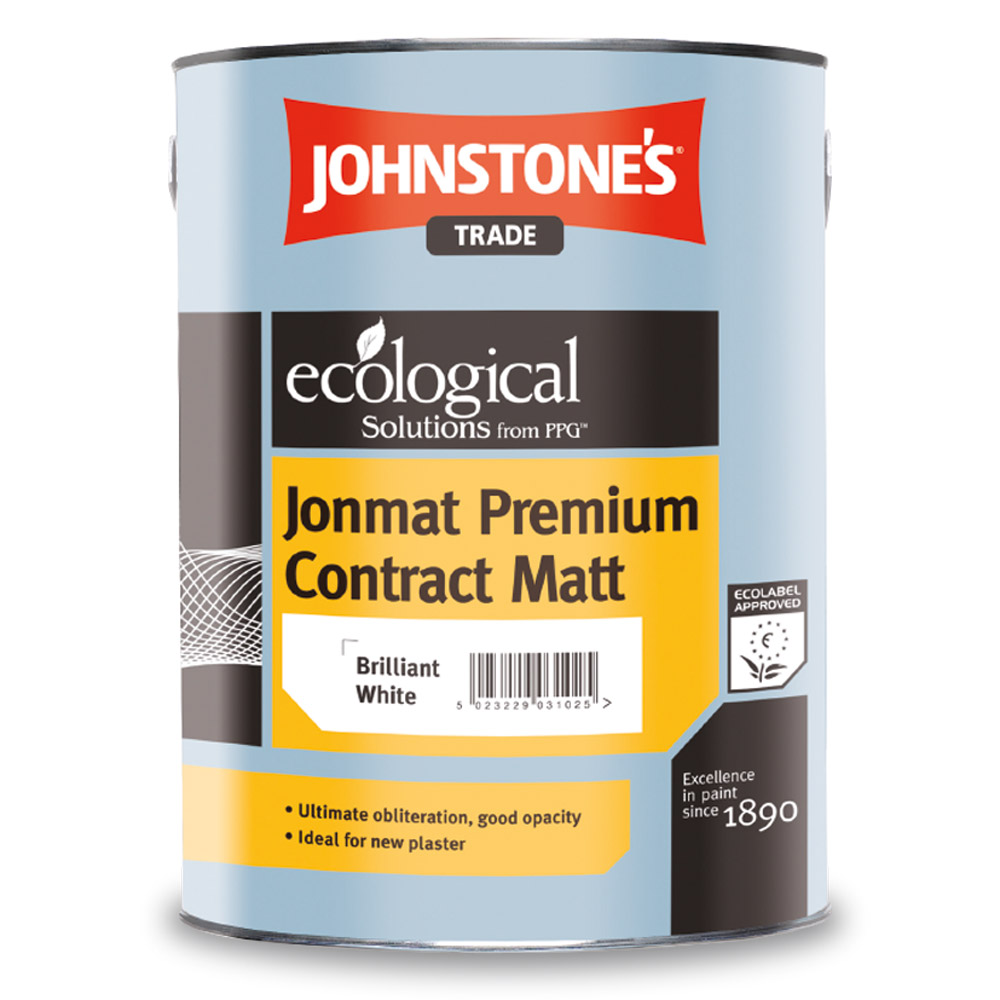 Краска Johnstones Jonmat Premium Contract Matt