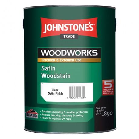 Антисептик Johnstones Satin Woodstain