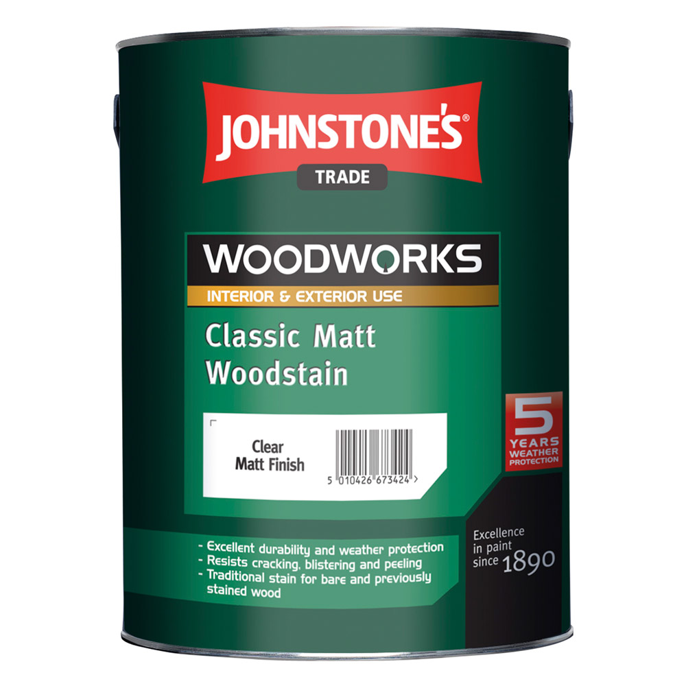 Антисептик  Johnstones Classic Matt Woodstain