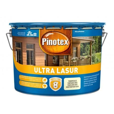 Атмосферостойкое декоративное средство Pinotex Ultra Lasur