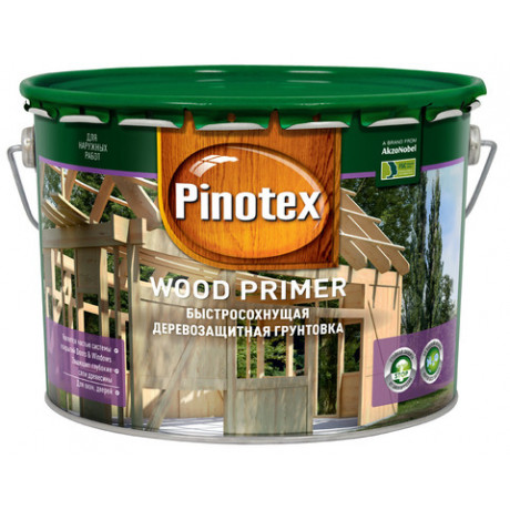 Грунтовка  Pinotex  Wood Primer (Вуд праймер)