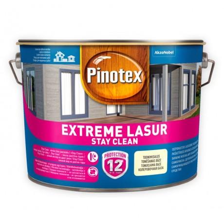 Самоочищающееся  деревозащитное средство Pinotex Extreme Lasur
