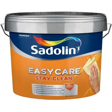 Грязеотталкивающая акриловая краска Sadolin EasyCare Белая