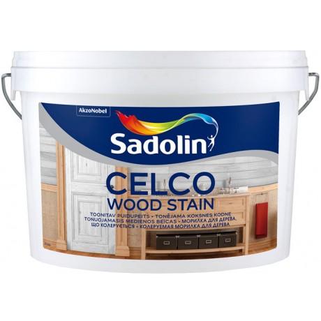 Колеруемая морилка для дерева Sadolin Celco Wood Stain